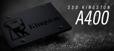 Kingston A400 SSDk