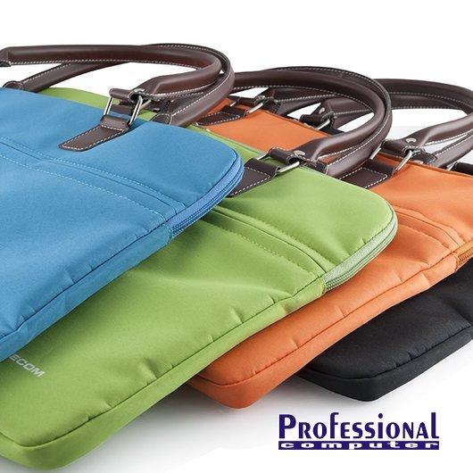 Modecom Charlton 15.6 női notebook táska nylon kék Notebook táska ... f5af86e01b