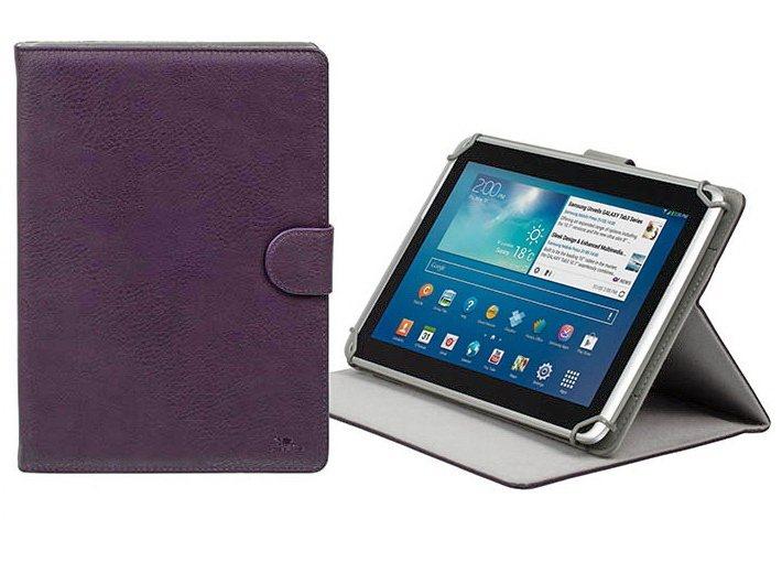 RivaCase Orly 3017 10.1 tablet tok állvánnyal bőr lila Notebook táska    Táska   hátizsák   védőtok 1610965d67