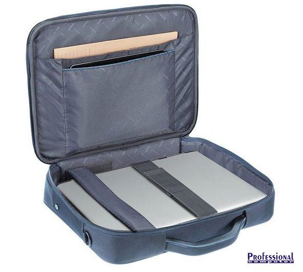 Samsonite Vectura Office notebook táska 16 poliészter szürke ... 1faf092632
