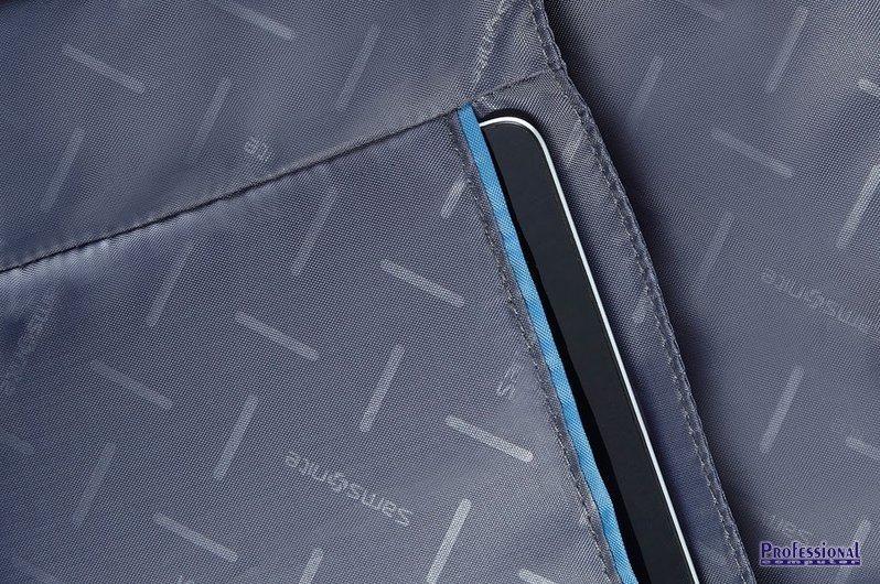 Samsonite Vectura Office notebook táska 16 poliészter szürke Notebook táska    Táska   hátizsák   védőtok 6d0fa9d26f