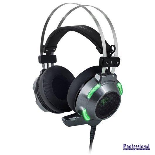 Spirit of Gamer ELITE-H30 USB gamer headset fekete-zöld Fejhallgató  mikrofonnal - Headset ea80ff4d9f