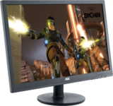 "AOC 24"" G2460FQ gamer LED monitor"