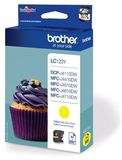 Brother LC123Y yellow tintapatron