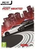 EA PC Need for Speed Most Wanted magyar Játékszoftver