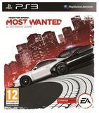 EA PS3 Need for Speed Most Wanted magyar Játékszoftver
