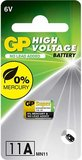 GP Batteries 11A 6V alkáli elem (1db)