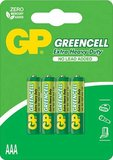 GP Batteries AAA 1.5V cink-szén elem (4db)