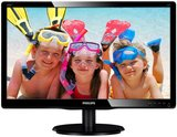 "Philips 19.5"" 200V4LAB2 LED monitor"