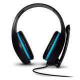Spirit of Gamer PRO-H5 USB gamer headset fekete-kék