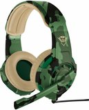 Trust Radius Jungle Camo headset terepmintás